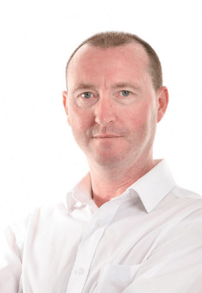 Paul McColgan - Property Services Manager